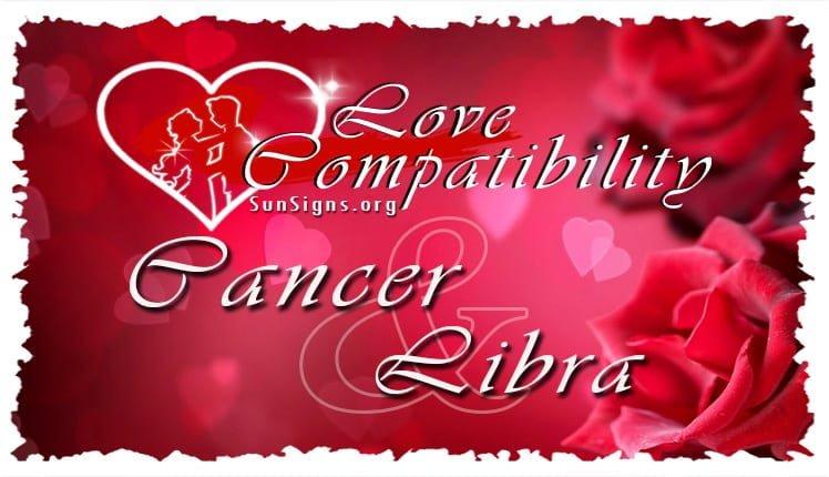 Cancer Libra Love Compatibility | SunSigns Org