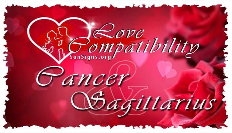 cancer sagittarius