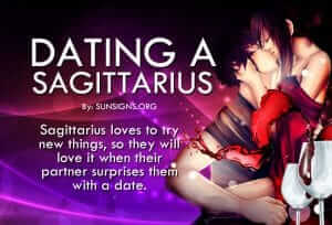 dating a sagittarius