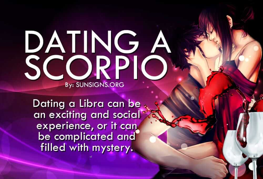 tips on dating a scorpio man