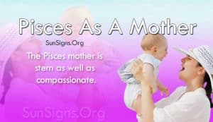 pisces mother