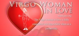 Virgo Woman In Love Personality Traits