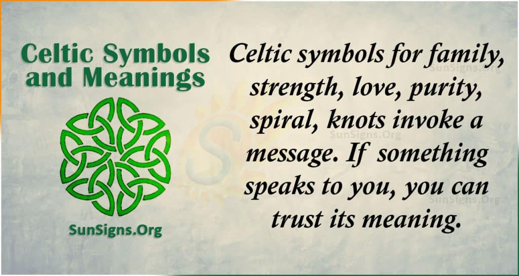 celtic symbols and meaning