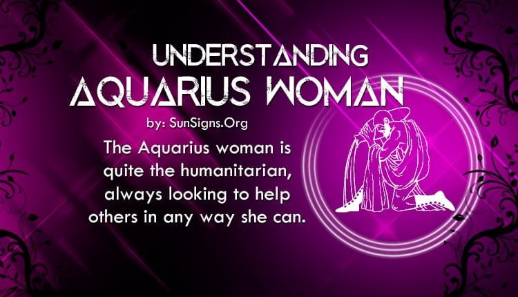 aquarius female dating aquarius male If you are dating an aquarius man, you have to remember six fundamental things a lot of women read the aquarius man's emotional intensity as a positive asset.