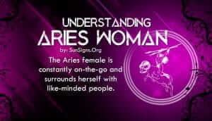 understanding aries woman
