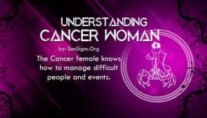 understanding cancer woman