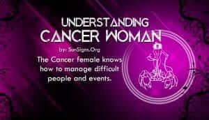understanding cancer woman