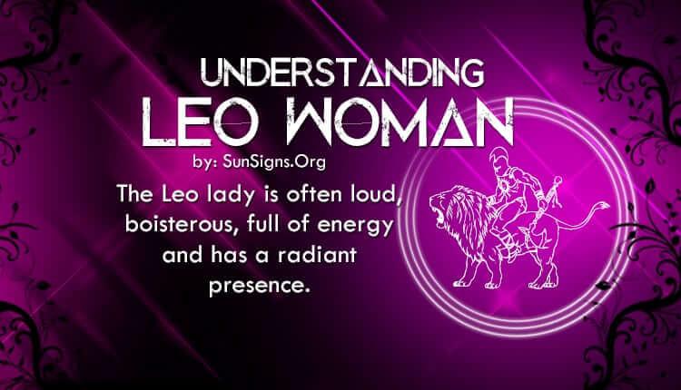 understanding leo woman