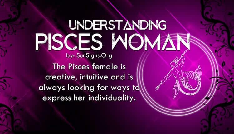 understanding pisces woman