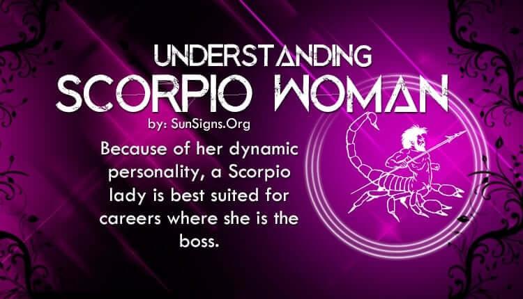 understanding scorpio woman