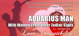 Aquarius Man Compatibility With Women From Other Zodiac Signs