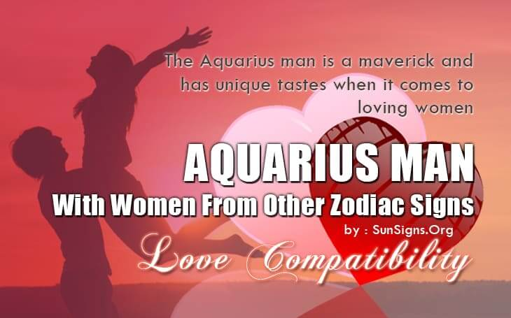 dating a aquarius man horoscope