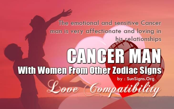 Astrology cancer man sexuality