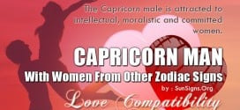 Capricorn Man Compatibility With Women From Other Zodiac Signs