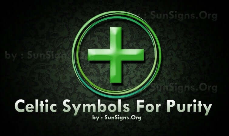 celtic symbol purity