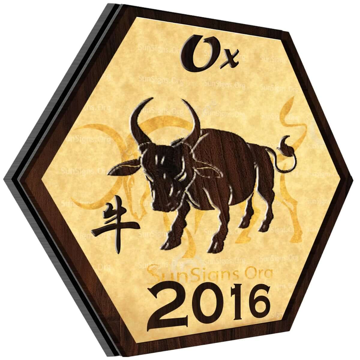 Ox Horoscope 2016 Predictions For Love, Finance, Career, Health And Family