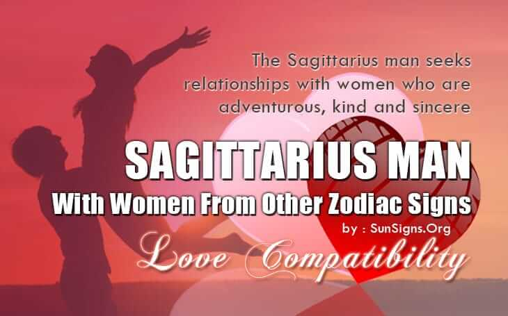 Best love compatibility for sagittarius man