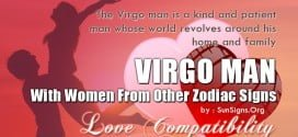 Virgo Man Compatibility With Women From Other Zodiac Signs