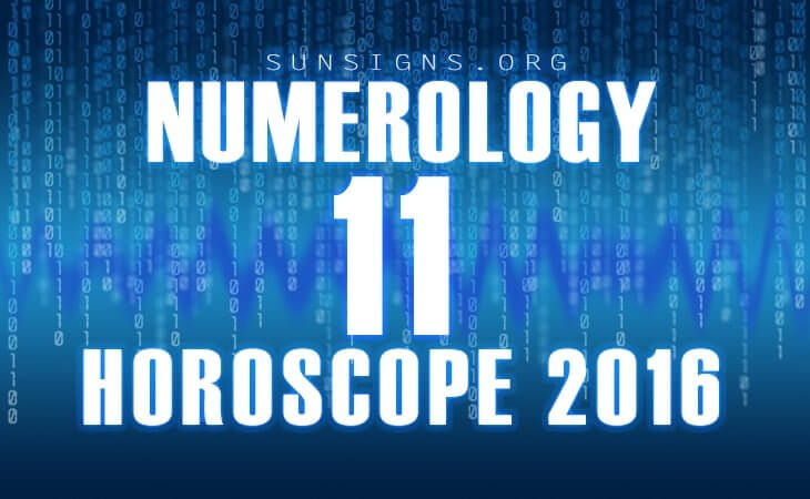 Numerology Year 11/2 3