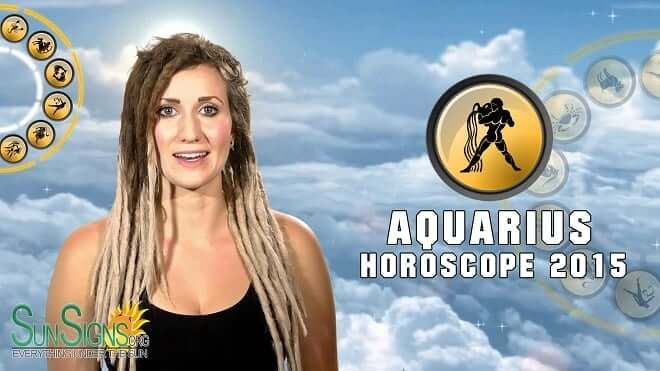 aquarius 2015 horoscope