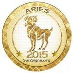 2015 Aries Horoscope