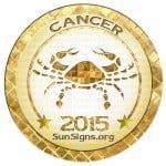 2015 Cancer Horoscope