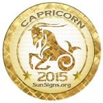 2015 Capricorn Horoscope