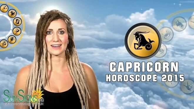 capricorn 2015 horoscope