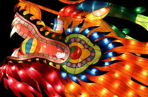 Chinese Dragon Symbolism Meanings Sunsigns