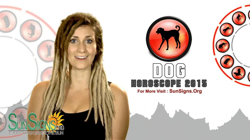 dog 2015 horoscope