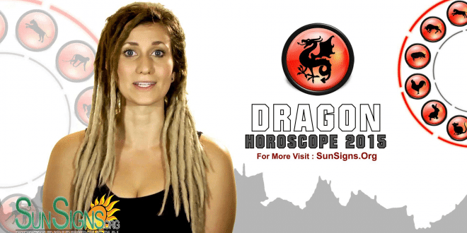 Dragon 2015 Horoscope [Video]