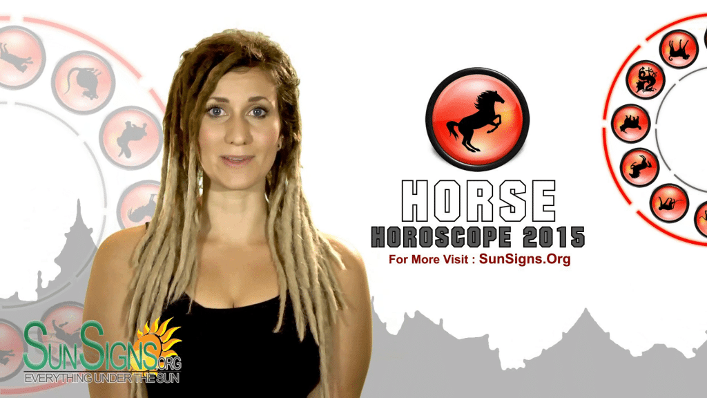 horse 2015 horoscope