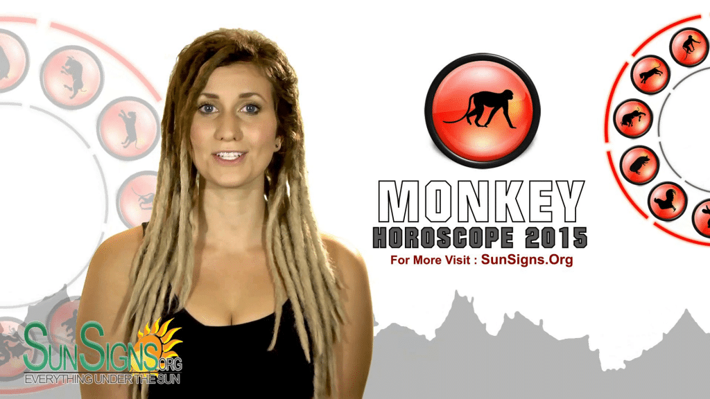monkey 2015 horoscope