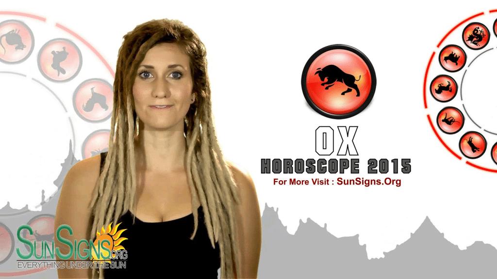 ox 2015 horoscope