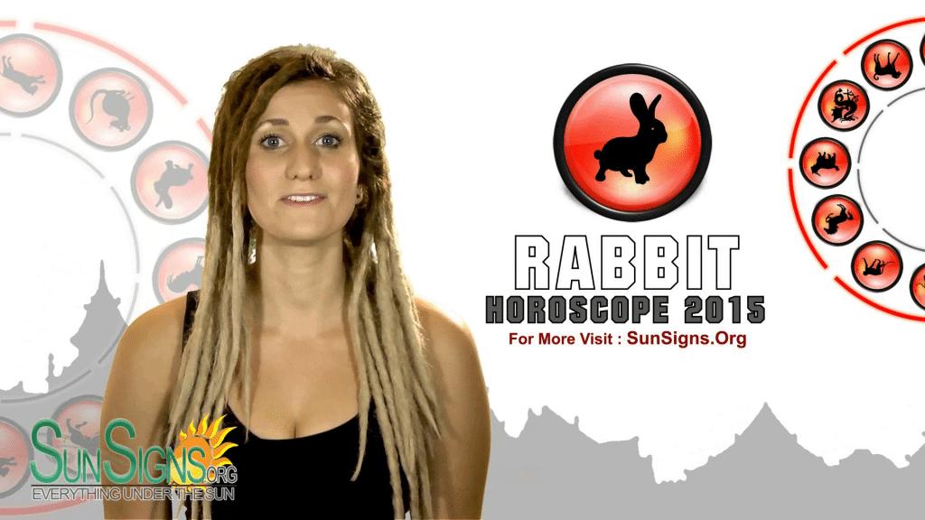 rabbit 2015 horoscope