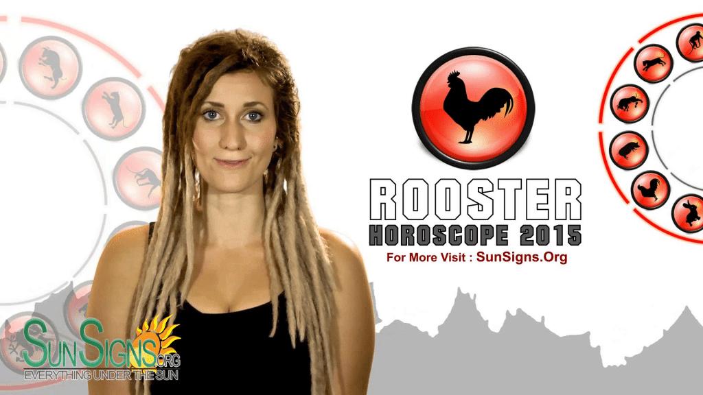 rooster 2015 horoscope