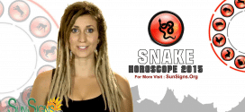 snake 2015 horoscope