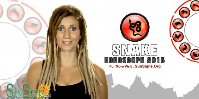 Snake 2015 Horoscope