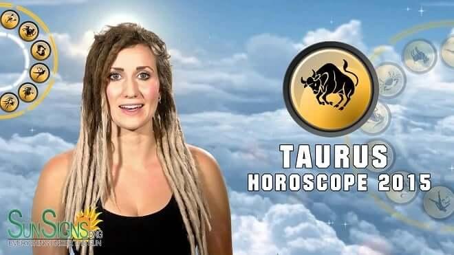 taurus 2015 horoscope