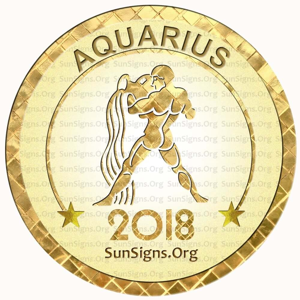 2018 Aquarius Horoscope Predictions For Love, Finance, Career, Health And Family