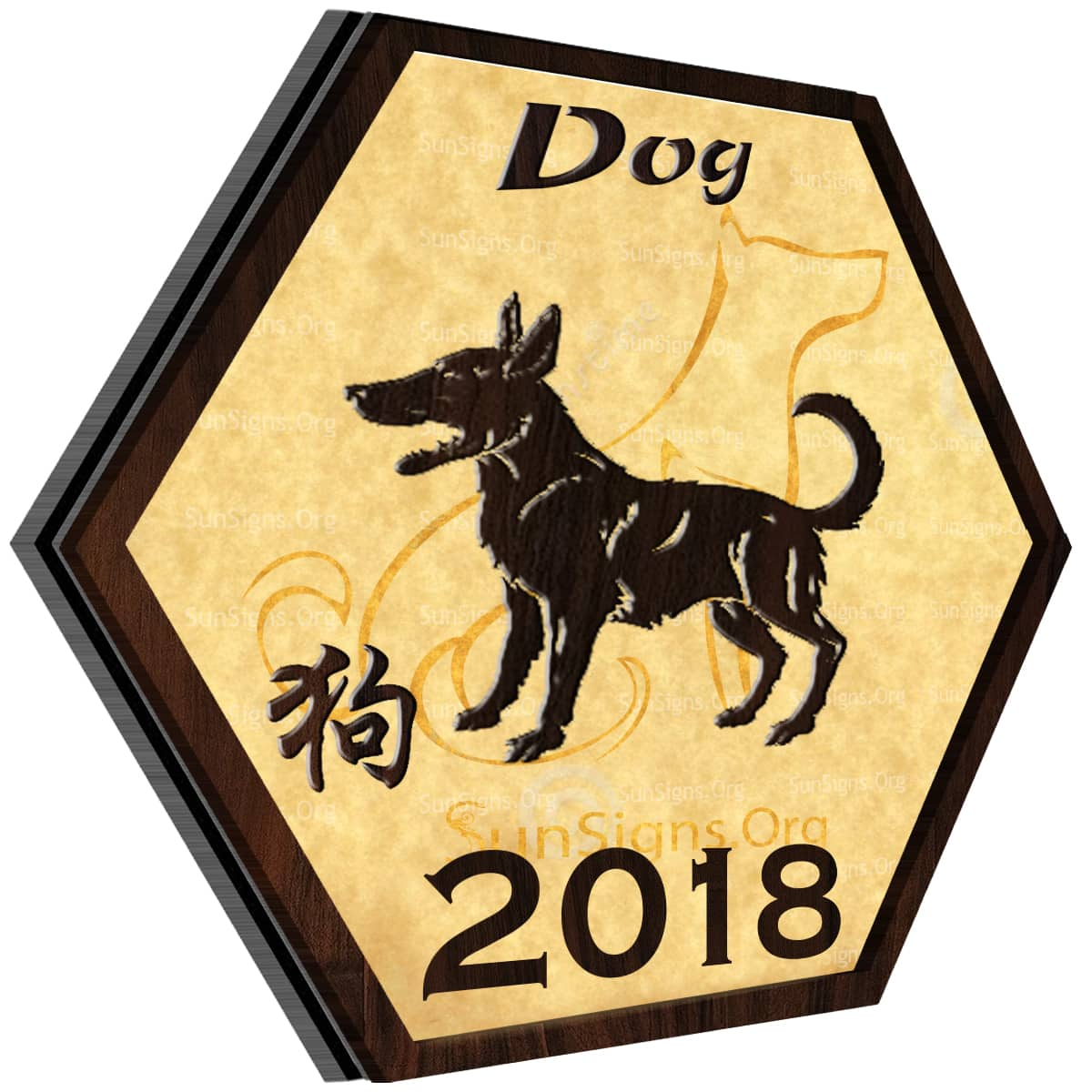 Dog Horoscope 2018
