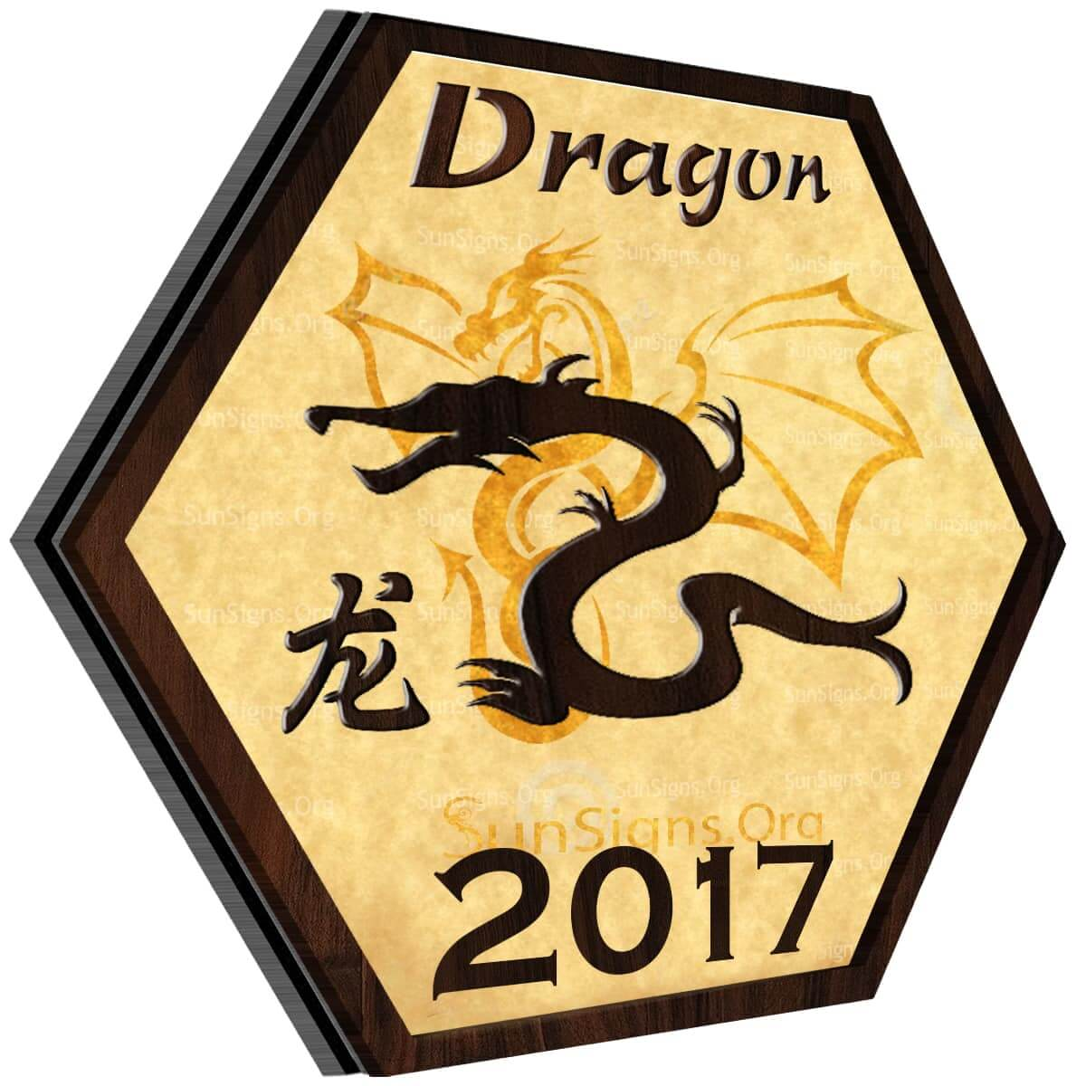 Dragon Horoscope 2017