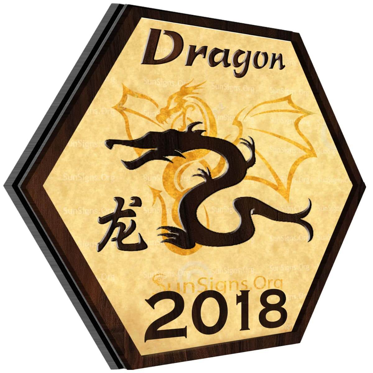Dragon Horoscope 2018