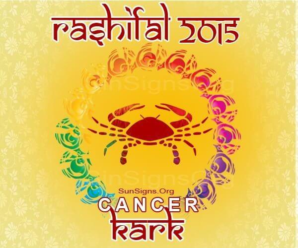 Kark Rashi 2015 Horoscope: An Overview – A Look at the Year Ahead, Love, Career, Finance, Health, Family, Travel