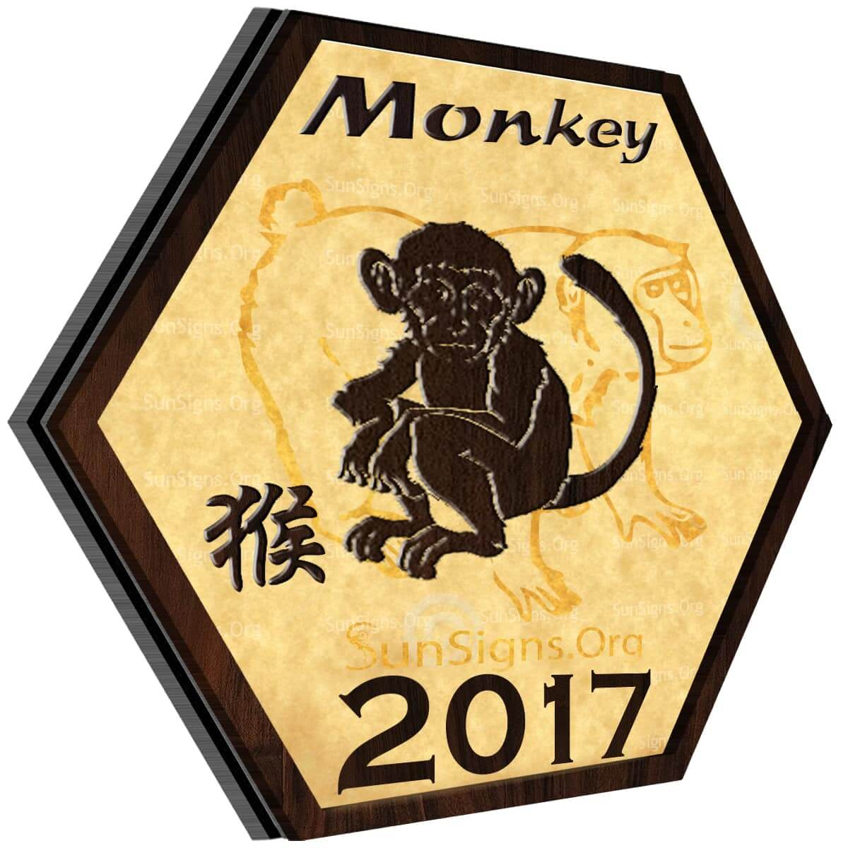Monkey Horoscope 2017