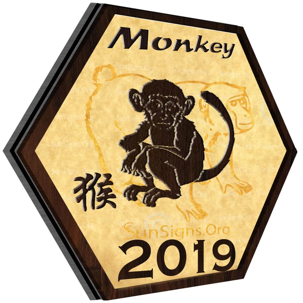Monkey Horoscope 2019