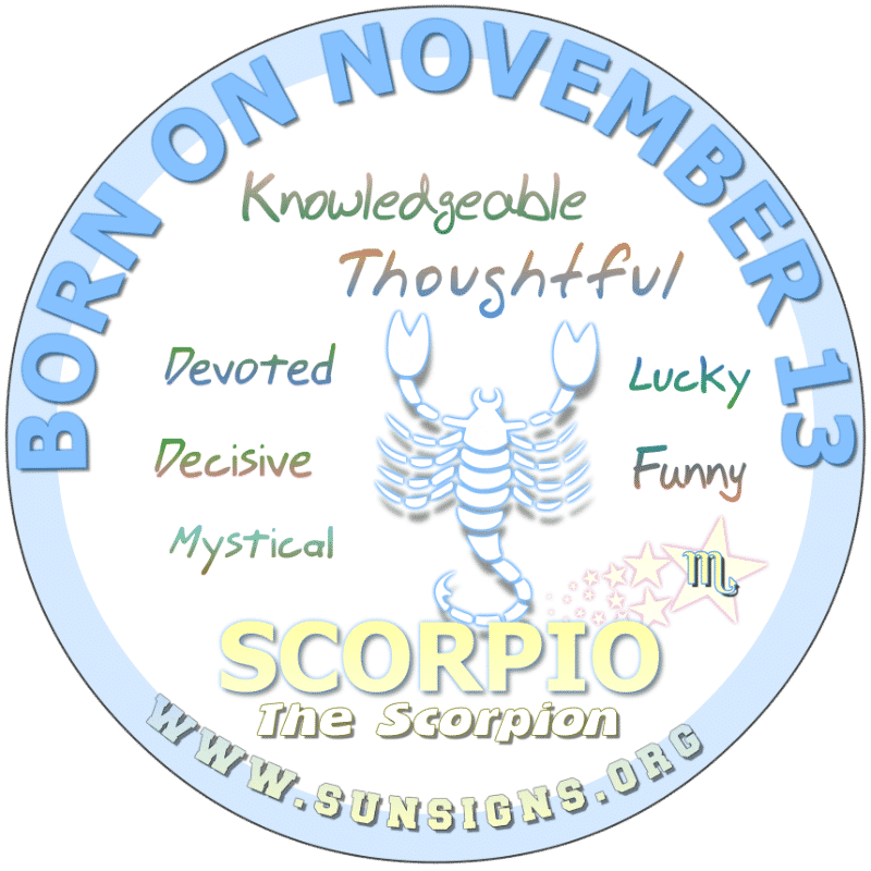 November birthday horoscope astrology in pictures sun signs