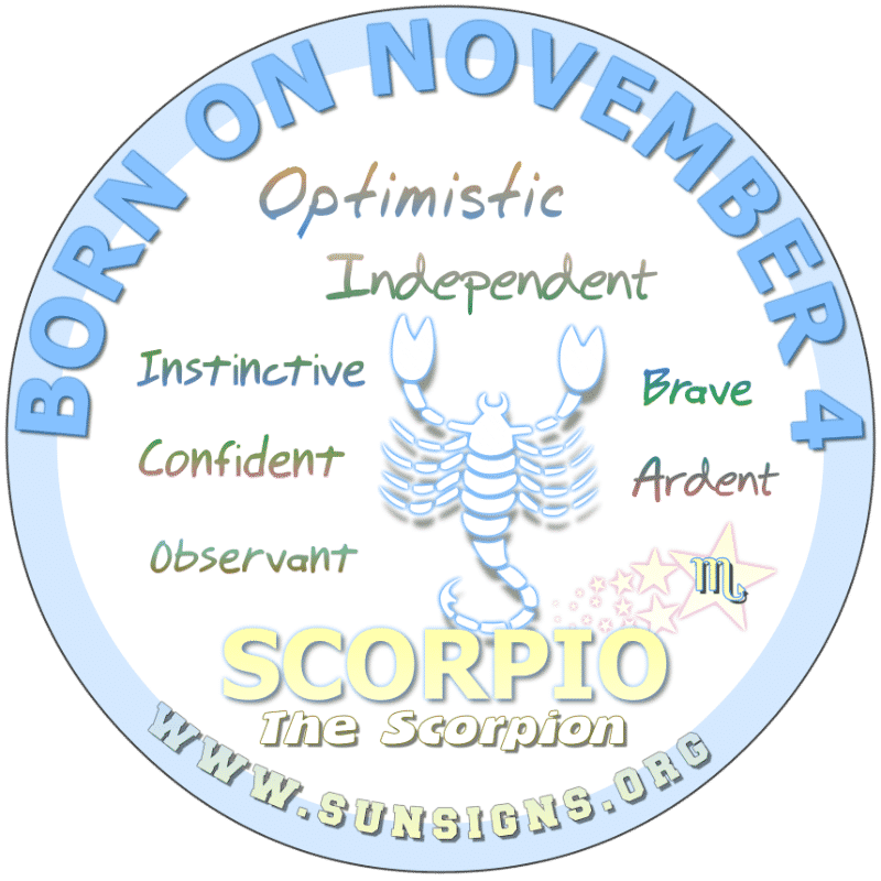 scorpio born december 18 horoscope