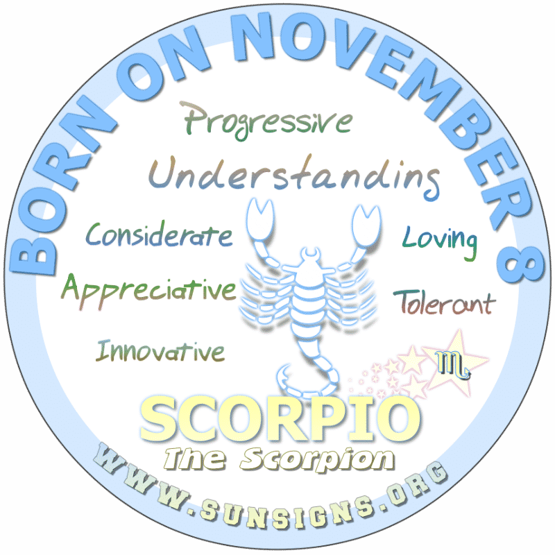 march 8 2020 birthday horoscope scorpio