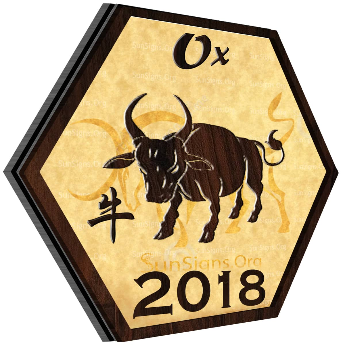 Ox Horoscope 2018